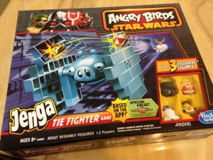 ANGRY BIRDS STAR WARS JENGA TIE FIGHTER GAME02