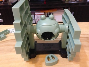 ANGRY BIRDS STAR WARS JENGA TIE FIGHTER GAME11