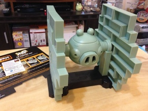 ANGRY BIRDS STAR WARS JENGA TIE FIGHTER GAME12