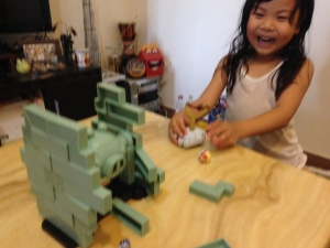 ANGRY BIRDS STAR WARS JENGA TIE FIGHTER GAME13