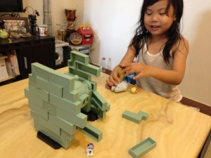 ANGRY BIRDS STAR WARS JENGA TIE FIGHTER GAME14