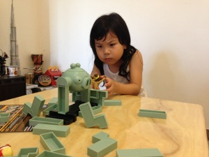 ANGRY BIRDS STAR WARS JENGA TIE FIGHTER GAME19
