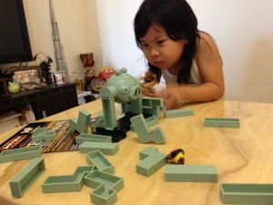 ANGRY BIRDS STAR WARS JENGA TIE FIGHTER GAME20