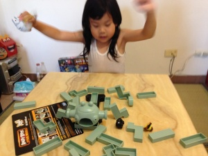 ANGRY BIRDS STAR WARS JENGA TIE FIGHTER GAME21
