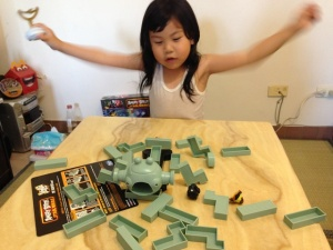 ANGRY BIRDS STAR WARS JENGA TIE FIGHTER GAME22