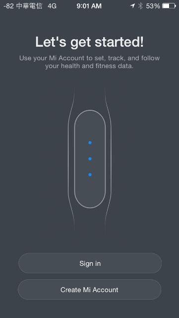 小米手環 Xiaomi Mi Band 26