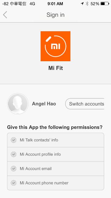 小米手環 Xiaomi Mi Band 27