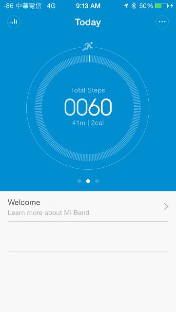 小米手環 Xiaomi Mi Band 46