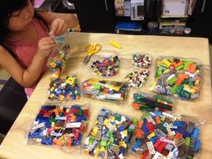 LEGO 10682 Bricks & More Creative Suitcase 10