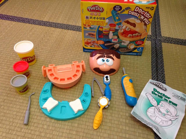 Play-Doh Doctor Drill 'n Fill 08