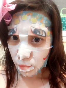 Skin9 Peking Opera Mask 08