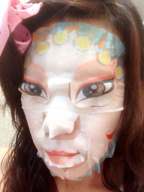 Skin9 Peking Opera Mask 11