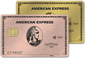 AMEX Gold Card